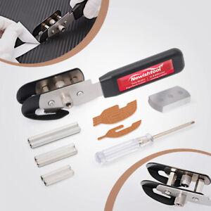 Paper Back Cutter Pro TPFE Coated Strip Anti-Stick Cut 10 Blade Smart Knife