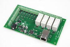 Eth484-Ethernet relais module