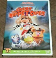 Great Muppet Caper, The (DVD, 2005; Anniversary Edition) NEW! FREE SHIP!