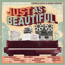 Just As Beautiful More Classic Songs From Carole King & Goffin Various 2 CD NEW
