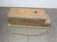 Crosley Oil Pan & Dip Stick Vintage