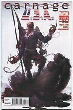 Carnage USA (2012) #3 - Clayton Crain Cover - Marvel