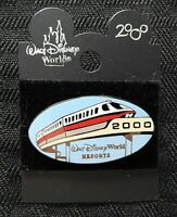 "Walt Disney World 2000 ""EPCOT CENTER MONORAIL SKY TRAM"" ENAMEL PIN minty"