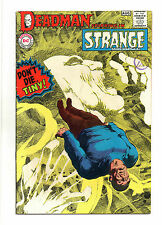 Strange Adventures Vol 1 No 213 Aug 1968 (VFN)DC, Feat: Deadman, Neal Adams Art