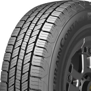 2 New LT235/80R17 E 10 ply Continental Terrain Contact HT  235 80 17 Tires
