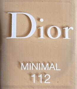 Dior nail polish 112 MINIMAL limited edition