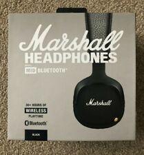 Marshall Mid Bluetooth Headphones - Black [EXCELLENT CONDITION]