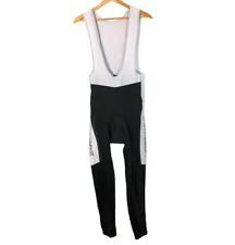NW Northwave Black/White Active Bib Tights    Size: XL