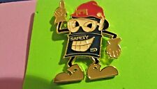 New listing Safety Ed Mascot Pin