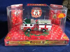 N-33 CODE 3 1:64 SCALE DIE CAST FIRE ENGINE - 1999 CHRISTMAS EDITION #2 PUMPER