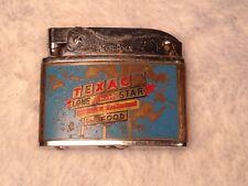 Vintage Texaco Lone Star Truck Stop Terminal Restuarant Lighter Nesor Rosen Flat