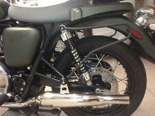 Pannier Saddlebag Support for Triumph Bonneville Thruxton Scrambler Left Side