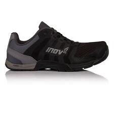 Inov8 F-Lite 235 Hombre Negro Cross Entrenar Gimnasio Zapatos Zapatillas Deporte
