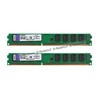 8GB 2X4GB DDR3 1333 MHz PC3-10600 CL9 240Pin DIMM SDRAM de KVR1333D3N9 / 4G
