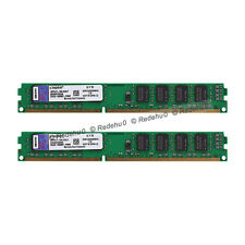 8GB 2X4GB DDR3 1333MHz PC3-10600 CL9 240Pin DIMM KVR1333D3N9/4G SDRAM