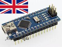 Arduino Mini Nano V3.0 ATmega328 Mini USB UK Seller Unsoldered Kit