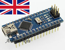 Arduino Mini Nano V3.0 ATmega328 Mini USB UK Seller Unsoldered Kit