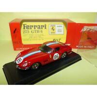 FERRARI 275 GTB/4 N°26 LE MANS 1966 BEST 9102 1:43 Abd