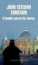 EL HOMBRE QUE NO FUE JUEVES / THE MAN WHO WASN'T THURSDAY