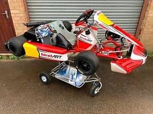 Birel S11 2021 - Rolling Chassis / Rotax - X30 -