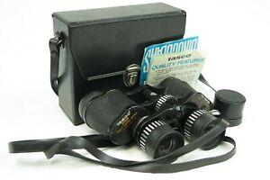 Pair of Tasco Zoom Binoculars 7-15x35 variable zoom with case coated optics