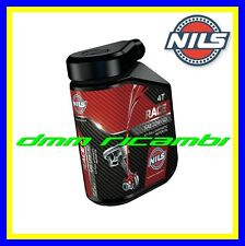 1 Litro Olio Motore 4T NILS RACE 10W60 100% Sintetico Racing Road Off-Road MX SM