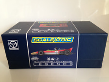 Scalextric C3656A Lotus 49b Driver Graham Hill