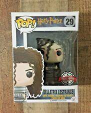 Funko Pop! Bellatrix Lestrange Harry Potter #29 Prisoner Azkaban Outfit