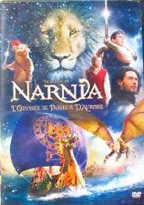 DVD NARNIA : L'ODYSSEE DU PASSEUR D'AURORE - Georgie HENLEY / Skandar KEYNES