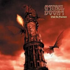 ASTRAL DOORS - Evil Is Forever  [Re-Release] DIGI-CD