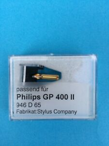 Philips GP400 MK II Replacement Diamond Stylus