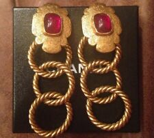 Chanel AUTHENTIC Vintage Earrings