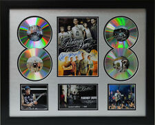 Parkway Drive Signed Limited Edition Framed Memorabilia (s/b)