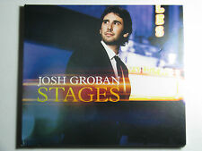 Stages by Josh Groban Digipak CD Deluxe 2015 Reprise Records New Age Easy Listen