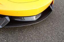 Novitec Carbon Front Spoiler Lip - McLaren 540 C / 570 S / 570 GT