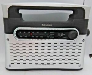 Radio Shack 3 band AM/FM/WX Radio