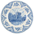 Johnson Brothers Old Britain Castles Blue  Dinner Plate 7660780