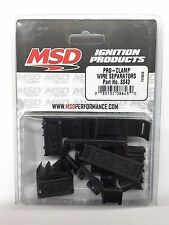 Msd 8843 Msd Ignition Pro Clamp Wire Separators Spark Plug Wire Dividers 7 9mm