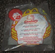 2000 Hello Kitty McDonalds Happy Meal Toy - Hello Kitty Wrap #5