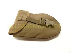 USMC US Military MOLLE ETOOL Cover Entrenching Tool Pouch Carrier Coyote GC