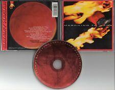 SAMMY HAGAR-Marching to Mars CD (1997) MCA TRKD-11627 Van Halen MONTROSE