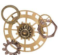 Steampunk Gear Dress Ring