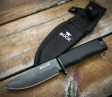 ** FREE SHIPPING ** 2 x Buck Knives Fixed Blade For Hunting, Camping, Fishing