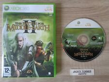 The Lord Of The Rings The Battle For Middle Earth Xbox 360 Game  FREE UK POSTAGE