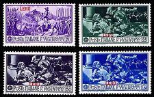 1930 ITALY - AEGEAN ISLANDS - LERO #12-15 - FERRUCCI - OGVLH - VF - $15 (E#2163)