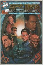 "Star Trek Deep Space Nine ""At the Edge of the Final Frontier"" #1 Boarded/Sleeved"