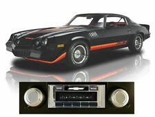NEW USA-630 II* 300 watt '78-81 Camaro AM FM Stereo Radio iPod, USB, Aux inputs