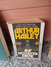 Auf höchster Ebene, ein Roman von Arthur Hailey
