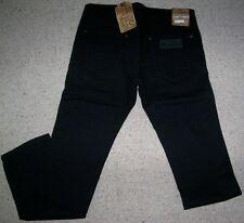WRANGLER jeans VEGAS Skinny Stretch NERO Gamba stretta Tg.W29/L34