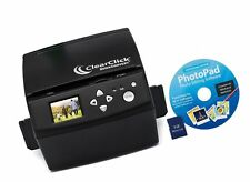 ClearClick 20 MP QuickConvert Photo, Slide, and 35mm Negatives To Digital Con...